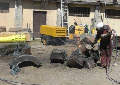 Giotta recupero rifiuti indistriali