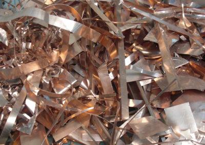 Riciclaggio di metalli e leghe